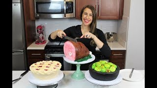 Video Holiday Feast Cakes | CHELSWEETS download MP3, 3GP, MP4, WEBM, AVI, FLV Desember 2017