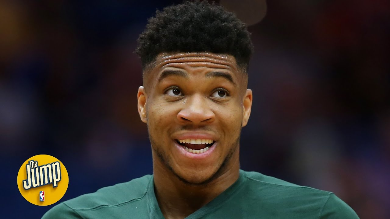 The Bucks have an 83% chance to win the NBA title, according to ESPN's BPI | The Jump - ESPN