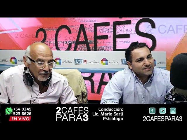 2 Cafés Para 3 - Miércoles 13 de febrero 2019 * Programa completo *