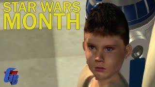 Episode 1: The Phantom Menace (PS1) - Star Wars Month [GigaBoots]