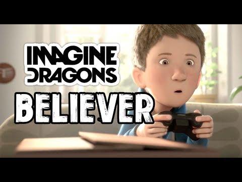 Imagine Dragons - Believer (Subtitulada al Español) HD