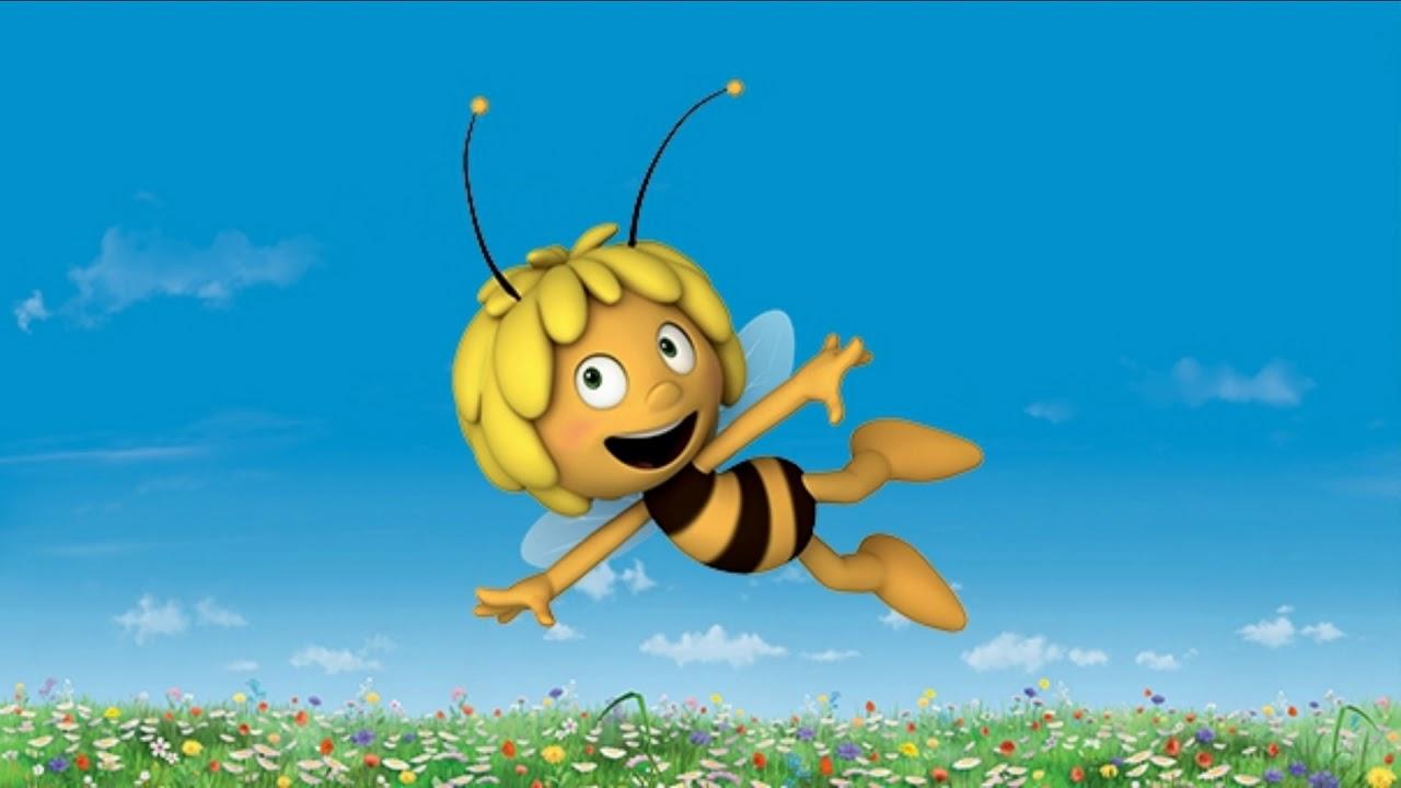 Делать открытки, прикольные картинки про пчелку майю