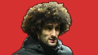 MAROUANE FELLAINI...GET OUT OF MY CLUB