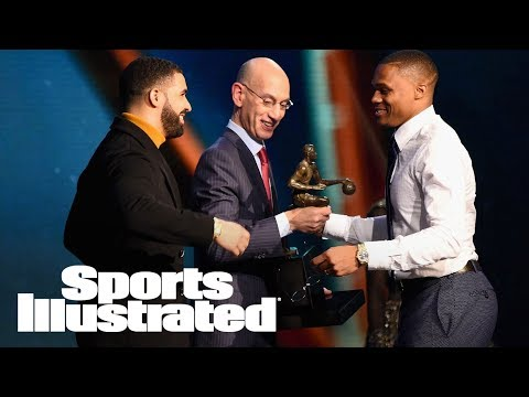 2017 NBA Awards Roundup: Russell Westbrook Takes Home MVP Award | SI Wire | Sports Illustrated