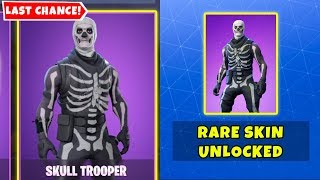 5 Reasons The Skull Trooper is COMING BACK SOON ~ Fortnite Battle Royale