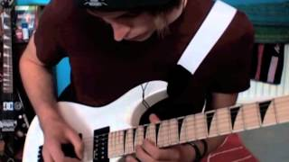 Children Of Bodom - Warheart Guitar Cover