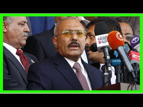 Daily News - Saleh said Yemen is ready for the new page with the Saudis led the Alliance