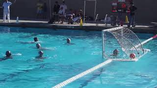 Nick's Waterpolo Game at the Cabrillo High Part 2