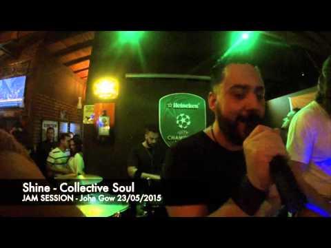 Shine - John Gow em Americana/SP