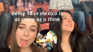 MEXICO VLOG | passing out from drinking too much