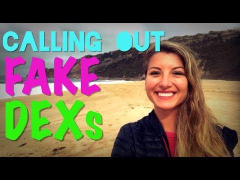 Calling Out Fake DEXs