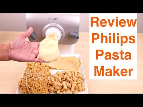 Download Philips HR2357/05 Avance Pasta Maker Review