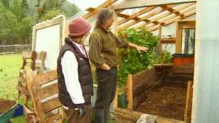 The Curious Gardener Ep 10  Growing and Heating with Compost