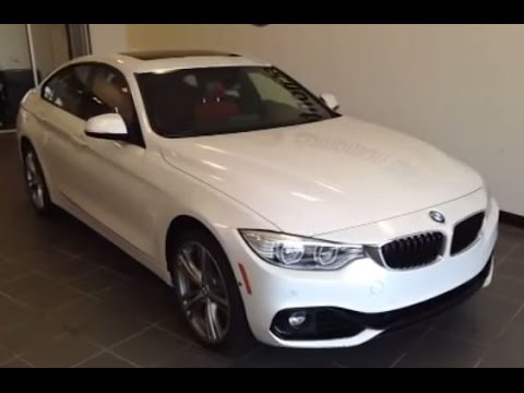 2015 bmw 4 series 428i xdrive awd gran coupe youtube. Black Bedroom Furniture Sets. Home Design Ideas