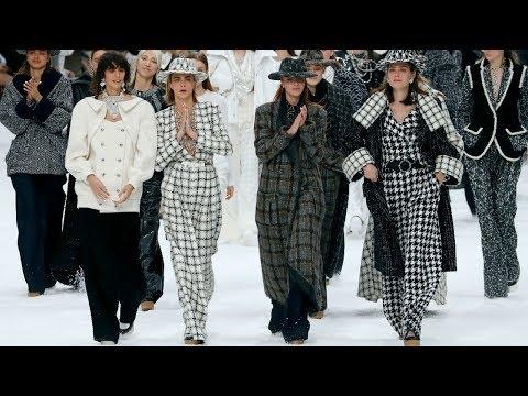 Chanel: последний показ Карла Лагерфельда