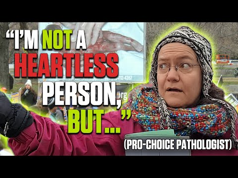 Pro-Choice Pathologist REACTS to Graphic Video