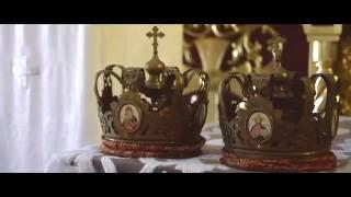 Александр и Татьяна венчание в церкви // ролик, клип Мелитополь Запорожье