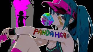 【Vocaloid】Panda Hero【Hatsune Miku】