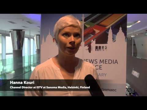 INMA European News Media Conference (Budapest, 2015)