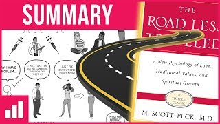 The Road Less Traveled by M. Scott Peck ► Animated Book Summary thumbnail