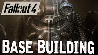 Fallout 4 Base Building Starting Guide / Getting Started With Bases