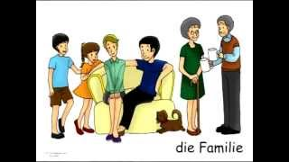 Video German Family Vocabulary Flashcards - Die Familie - Signalkarten und Bildkarten in Deutsch download MP3, 3GP, MP4, WEBM, AVI, FLV Januari 2018