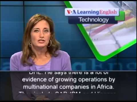 Africa Grows as a Market for Tech Products   YouTube