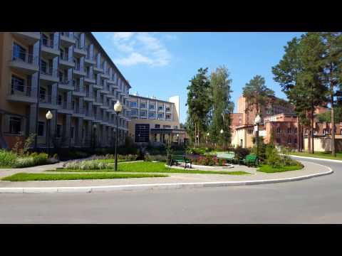 Санаторий Сибирь. Лето Тюмень