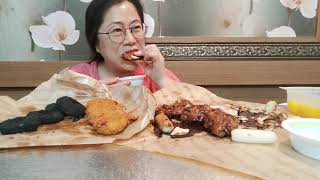 ☆식탐_탐sictam_tam☆신입초보유튜버 치킨먹방[ …