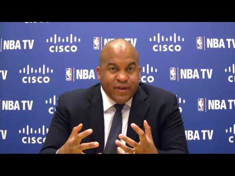 NBA G League President Malcolm Turner Joins NBA TV