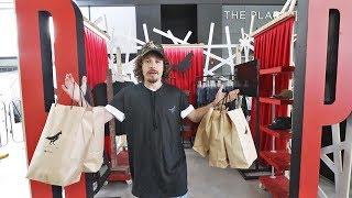 Abrí mi primera tienda de ropa! | REY PALOMO