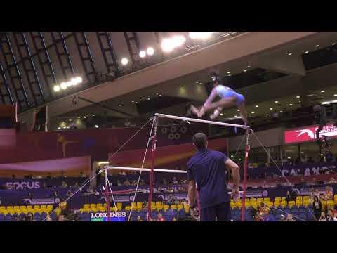 Simone Biles - Uneven Bars - 2018 World Championships - Women's All-Around