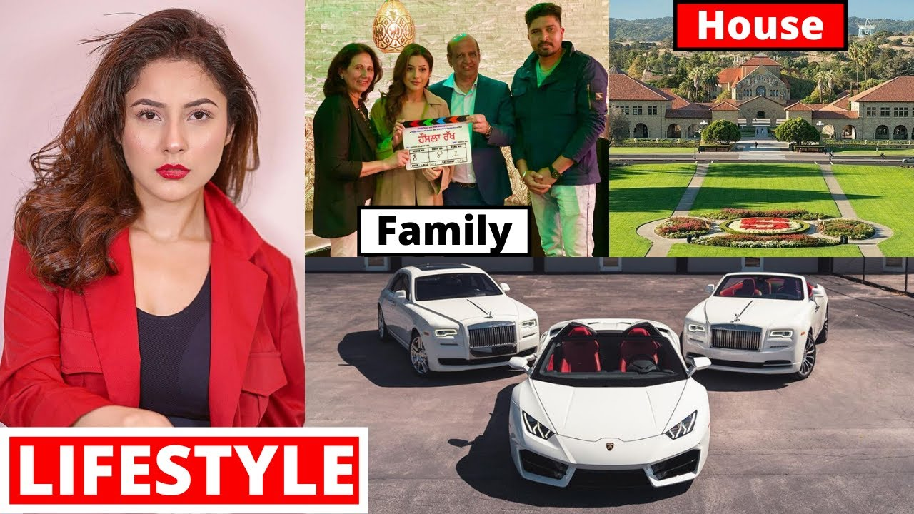 Download Shehnaz Kaur Gill Lifestyle 2021, House, Husband, Cars, Family, Biography, Songs, Films & Net Worth