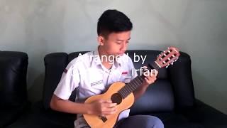 Guruku Tersayang - Irfan Maulana (Guitalele Cover)