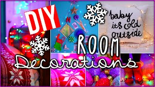 DIY Holiday Room Decorations + Decorate for Christmas! Thumbnail