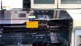 samsung cp40 cv in action pick and place smt smd teil1 2