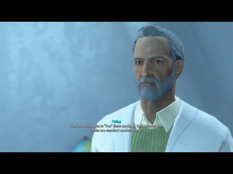 Fallout 4 The Battle of Bunker Hill  (The Railroad)