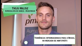 HF Brasil Entrevista - Thijs Hulisz