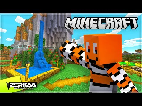 One Of My Best Minecraft Decorations So Far! (Minecraft #12)
