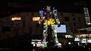 "TOKYO ガンダムプロジェクト 2014 ガンダムプロジェクションマッピング G-Party35""RISE!"""