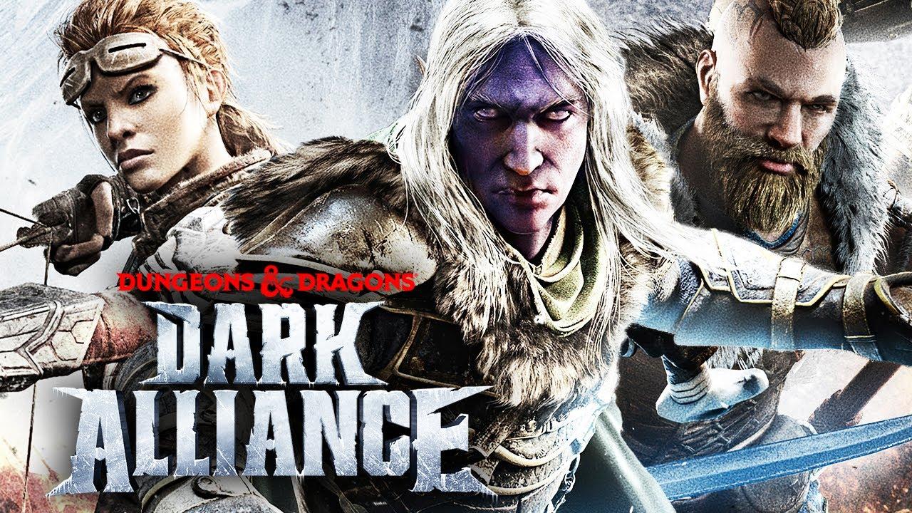 Dungeons & Dragons - Dark Alliance : A Primeira Meia Hora (Xbox Series X)