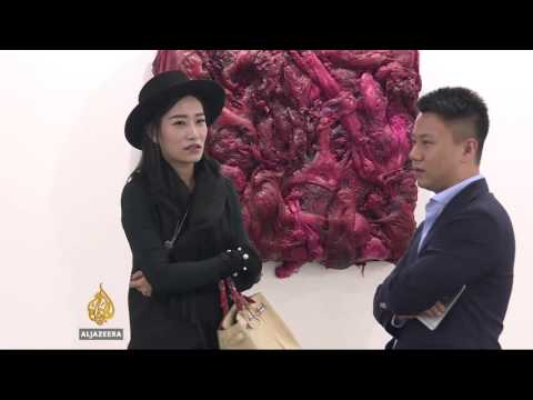 Hong Kong artists showcase work in modern art exhibition