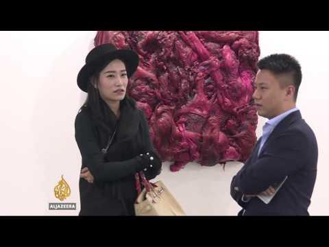 Hong Kong artists showcase work in modern art exhibition