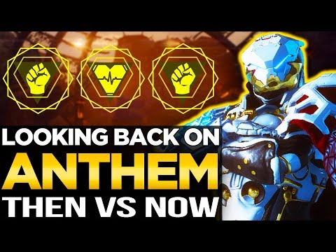 Anthem 2019 Review | Launch vs Now