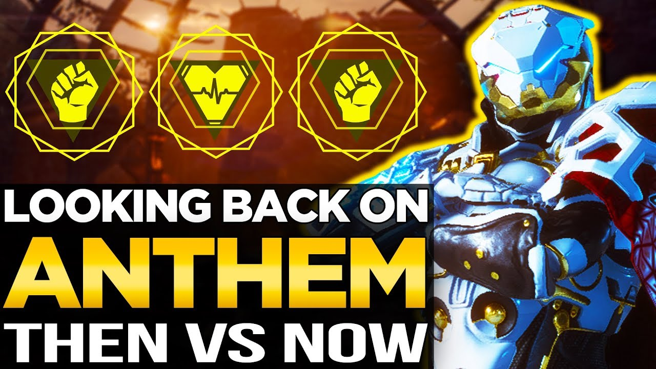 Anthem 2019 Review Launch Vs Now Youtube
