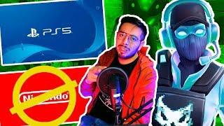 Llega el PlayStation 5, Fortnite en Problemas? Nintendo me Bannea? - Noticiero Wefere Juegos