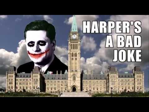 "Harper's a Bad Joke: Sean ""Suga Jam"" Fisher"