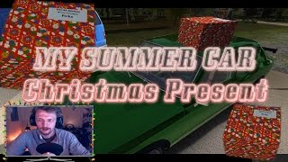 MY SUMMER CAR - XMAS PRESENT (MERRY CHRISTMAS)
