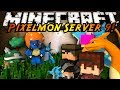 Minecraft Pixelmon Server : ROCK GYM!