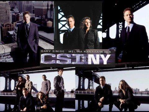 CSI: New York Theme Song- Baba O'Riley- The Who